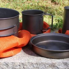 Lightening Your Load with TOAKS Titanium Cookware