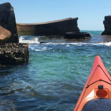 Kayaking to Egmont Key: Have an Adventure Picnic on a Sunken Fort