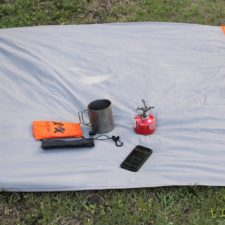 The Outdoor Blanket: A Picnic Blanket that Fits in Your Pocket