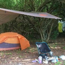 Simple Tarp Setups for Backpacking, Car Camping, and Paddle Trips