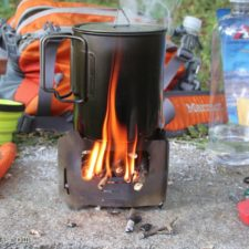 The Ultimate Pocket Twig Stove: The Bushbox Ultralight Firebox