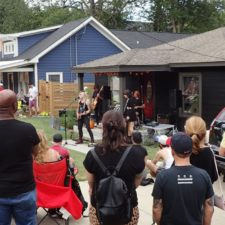 Porchfest: A Neighborhood Front Porch Music Festival